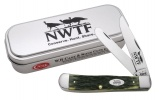 Case OLIVE GREEN TRAPPER NWTF - 8960
