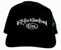 Case W.R.CASE CAP,BLACK EMBR. LOGO - 9085