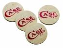 Case CASE SANDSTONE COASTERS / 4 - 9400