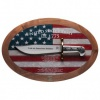 Case US ARMY COMMBOWIE WOOD BOX - 15009