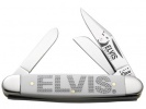 Case ELVIS SM WHITE  STOCKMAN - 17502