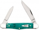 Case SM JADE BONE-HALF WHITTLER - 22774