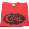 Case RED TSHIRT HAND-CRAFT LOGO XXL - 50209