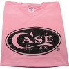 Case PINK T-SHIRT HAND CRAFT LOGO L - 50229