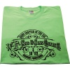 Case GREEN TSHIRT HAND CRAFT LOGO L - 50279