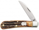 Case 6.5 BoneStag CV Case Bose Collection - Sway Back (tb6.51117 CV) with Wharncliffe Blade - 50476