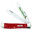 Case RED SPARKLE TRAPPER - 52400
