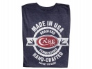 Case T-SHIRT INDIGO MEDIUM - 52461