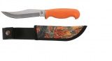 Case Lightweight Orange Hunter (LT281-6 SS) with Orange TRUETIMBER Nylon Sheath - 6240