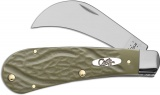 Case SS ROUGH OLIVE HAWKBILL PRUNER - 63726