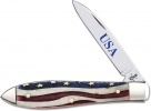 Case PATRIOTIC SM NAT BN TEAR DROP - 64137