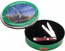 Case DU RED BONE TRAPPER/GIFT TIN - 7112