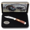 Case SM CHESTNUT NWTF MINI COPPERLK - 8959