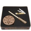 Case ANTIQUE MINI TRAPPER NWTF/TIN - 8993