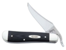 Case Russlock 6235 101953L Black G-10 Extended Tang