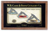 Case 6273 Whittler Collection Display Case Limited