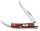 Case XX Chestnut Bone CV Small Texas Toothpick Knife #CA7005