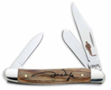 Case John Wayne Oak Signature Series Pocket Knife 7463