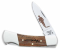 Case John Wayne Signature Oak Lockback Knife 07464