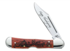 Case 8739 Happy Thanksgiving Mini Copperlock Knife
