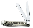 Case 8751 Track And Field 6207 SS Trapper Knife