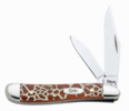 Case 8770 Giraffe Patterned Peanut Knife