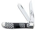 Case 8889 Dale Jr Black Mini Trapper Knife