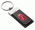 Case 9074 Large Stainless Steel Keyring