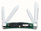Case 9725 Congress Knife With Bermuda Bone Handle
