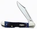Case Blue Bone Jigged Mini Copperlock 61749L SS