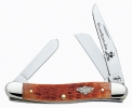 Case 6318SS Chestnut  William Russell Case MD Stockman Knife CA6488