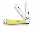Case Yellow Synthetic - Mini Trapper (3207 SS)  - 80029