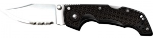Cold Steel Voyager 29TMCH Clip Point 3 Combo Edge