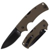 Cold Steel AMERICAN LAWMAN FLAT DK EARTH - 58ALVF