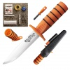 Cold Steel SURVIVAL EDGE ORANGE - 80PHZ