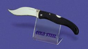 Cold Steel D17F Single Lockback Display Stand