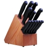 Cold Steel 12 KNIFE SET W/BLOCK - 59KSET
