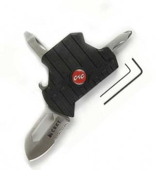 Columbia River Crimson Trace Range Bag Tool knives 8970