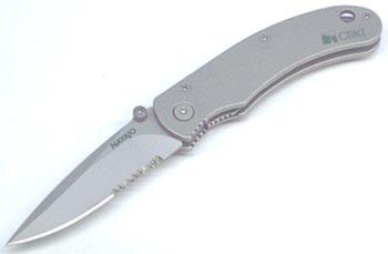 Columbia River Navajo Serrated Small knives 6011