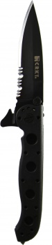 Columbia River Law Enforce/sp Pt Trip Pt Serr knives M16-13ZLEK