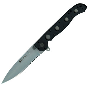Columbia River Zytel Spear Serrated (small) knives M16-13Z