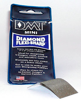 DMT Flexi-sharp325 Grit Coarse sharpeners S06C