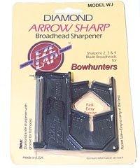 EZE-LAP Broadhead Sharpener sharpeners WJ