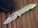 Gatco HELIX JADE WITH SATIN BLADE - 35311