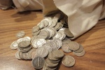 Survival Money - 1916-1945 Circulated 90% Silver Mercury Dimes