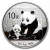 2012 Chinese Silver Panda 1 oz Coin - In Capsule