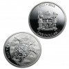 2013 New Zealand Silver Fiji Taku 1/2 oz Coin .999 Fine