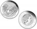 2014 Australian Silver Koala 1 oz Coin - in capsule