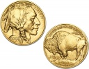 2014 1 oz Gold American Buffalo Coin