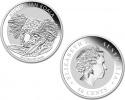 2014 1/2 oz Silver Australian Koala Coin